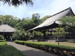 善導寺 Zendoji Temple